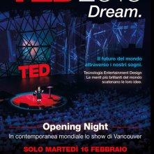 Locandina di TED 2016: Dream. Opening Night - Live al Cinema
