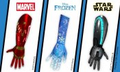 Iron Man, Frozen e Star Wars: arrivano le protesi per bambini disabili