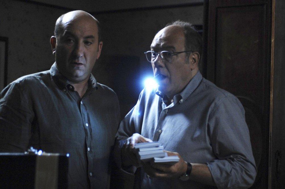 L'abbiamo fatta grossa: Carlo Verdone insieme ad Antonio Albanese nel film
