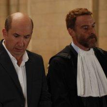 L'abbiamo fatta grossa: Antonio Albanese e Federigo Ceci in una scena del film