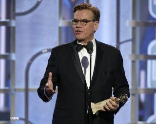 Aaron Sorkin ai Golden Globes 2016