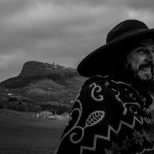 Vinicio Capossela - Nel paese dei coppoloni: il cantautore Capossela in una scena del documentario