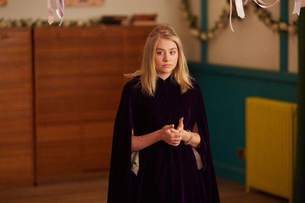 Le Cronache di Evermoor: Georgia Lock in una scena della serie