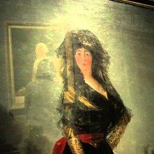 Goya - Visioni di carne e sangue: un'inquadratura del documentario