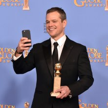 Golden Globes 2016 - Matt Damon vincitore con The Martian