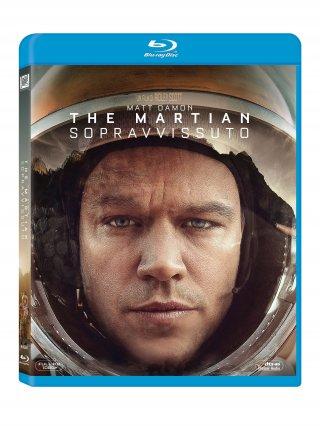 Il blu-ray di Sopravvissuto - The Martian
