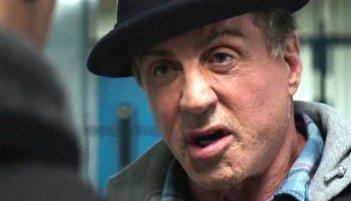 Creed - Nato per combattere: un primo piano di Sylvester Stallone
