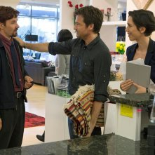 Regali da uno sconosciuto - The Gift: Rebecca Hall, Jason Bateman e Joel Edgerton in una scena del film