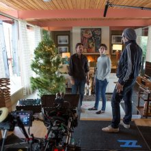 Regali da uno sconosciuto - The Gift: Rebecca Hall, Jason Bateman e Joel Edgerton sul set