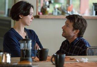 Regali da uno sconosciuto - The Gift: Jason Bateman e Rebecca Hall in una scena del film