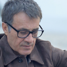 Seconda primavera: Claudio Botosso in una scena del film