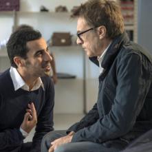 Seconda primavera: Claudio Botosso con Angelo Campolo in una scena del film