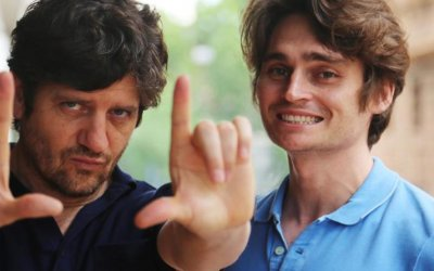 Tiramisù: Fabio De Luigi, Vittoria Puccini e Angelo Duro parlano dei loro buffi personaggi