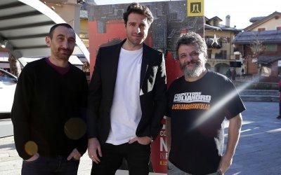 L'ispettore Coliandro: i Manetti e Giampaolo Morelli presentano la quinta stagione
