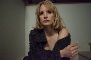 1981: Un'indagine a New York, una intensa Jessica Chastain in una scena del film