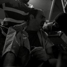 Amore, furti e altri guai: Nicola Zreineh in una scena del film