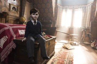 """The Boy: una inquietante inquadrature dedicata al """"The Boy"""" che dà il titolo al film"""