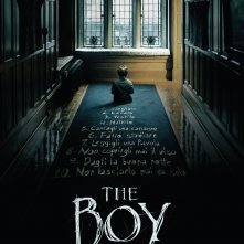 Locandina di The Boy