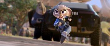 Zootropolis: una scena del film d'animazione