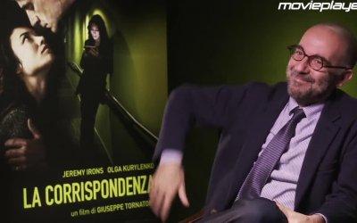 La corrispondenza: video-intervista a Giuseppe Tornatore