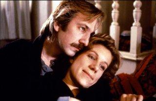 Il fantasma innamorato: Alan Rickman e Juliet Stevenson