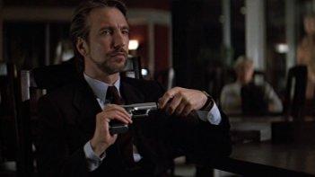 Alan Rickman in Trappola di cristallo