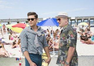 Nonno zozzone: Zac Efron e Robert De Niro in una scena del film