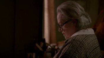 American Horror Story: Hotel - L'attrice Kathy Bates in Be our guest