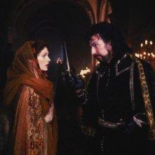 Alan Rickman in Robin Hood - principe dei ladri