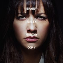Angie Tribeca: Rashida Jones in un character poster