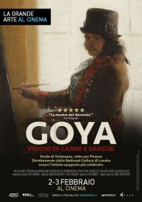 Goya – Visioni di carne e sangue in streaming & download