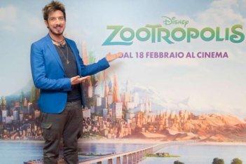 Zootropolis, Paolo Ruffini presenta il film