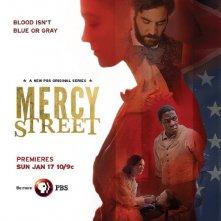 Mercy Street: la locandina della serie