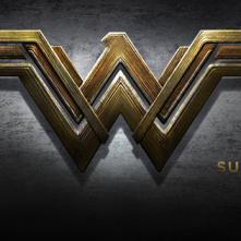 Wonder Woman: il logo ufficiale del film