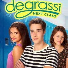 Degrassi: Next Class, la locandina della serie