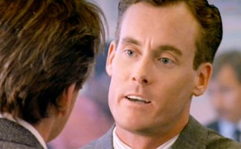Point Break: John C. McGinley in una scena