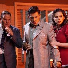 Agent Carter: i protagonisti sembrano sconvolti in una foto tratta dall'episodio The Lady in the Lake