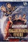 Locandina di Viaggio al pianeta Venere