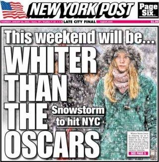Whiter Than Oscars