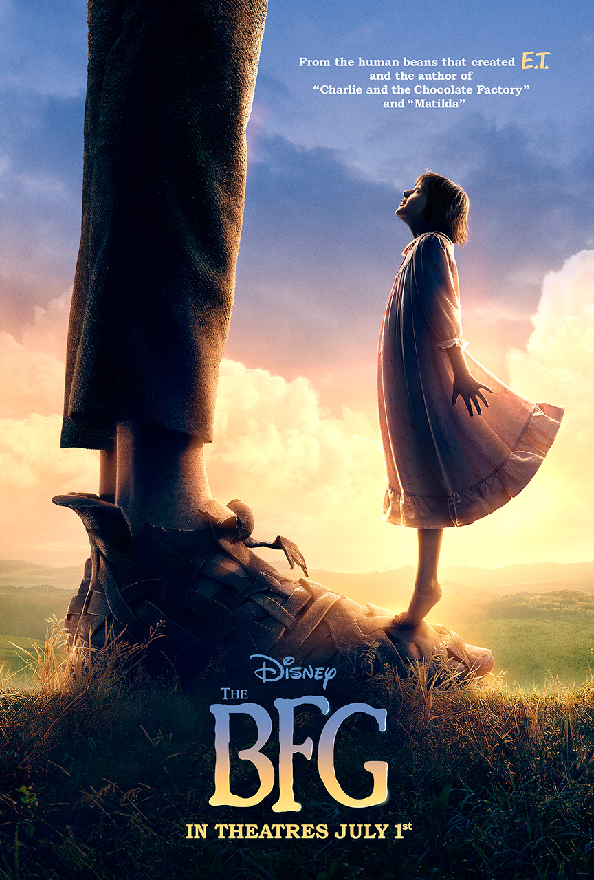 Il gigante gentile: un nuovo poster del film