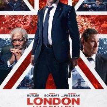 London Has Fallen: ecco il nuovo poster