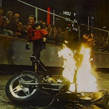 Rollerball: una scena son James Caan