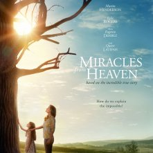 Locandina di Miracles From Heaven