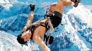 Cliffhanger: una scena spettacolare con Sylvester Stallone