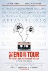 Locandina di The End of the Tour