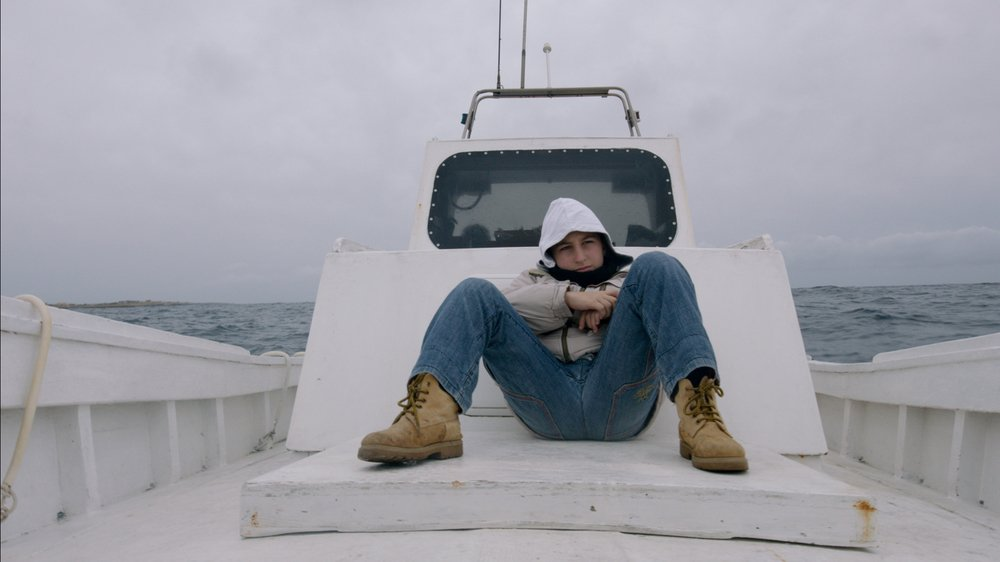 Fuocoammare: un'immagine tratta dal nuovo documentario di Francesco Rosi