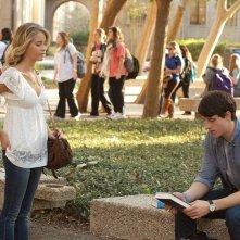 God's Not Dead: Shane Harper e Trisha LaFace in una scena del film
