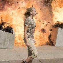 Heroes Reborn: l'attrice Danika Yarosh in un'immagine dell'episodio Project Reborn