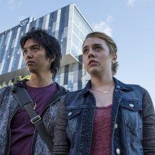 Heroes Reborn: Toru Uchikado e Gatlin Green nell'ultima puntata, intitolata Project Reborn