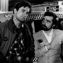 Taxi Driver: De Niro e Scorsese sul set